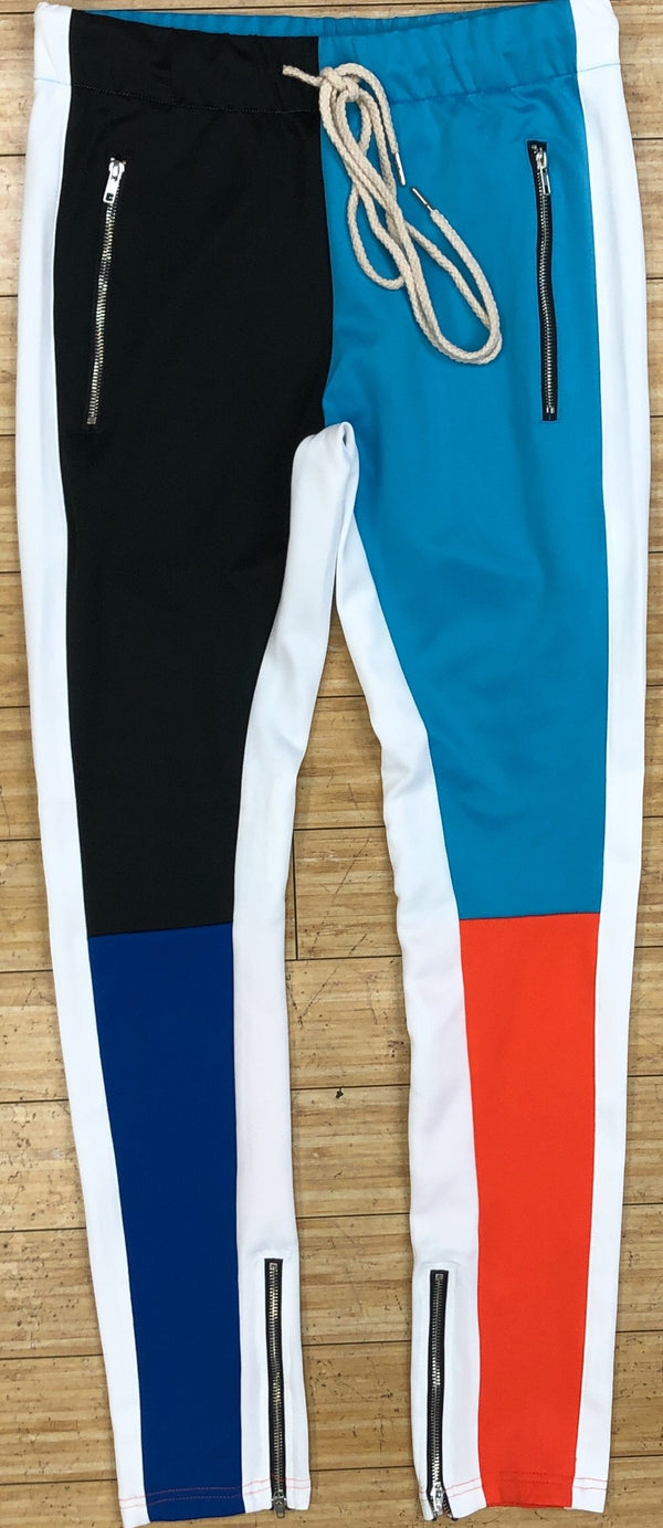 Smoke rise-multi color track pants