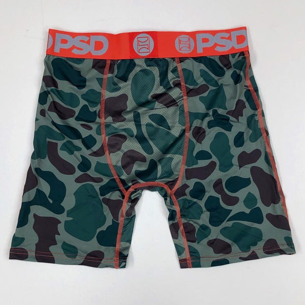 PSD- green camo warface boxers