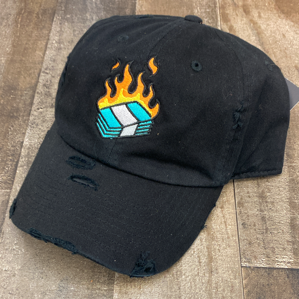 Outrank- money to burn dad hat