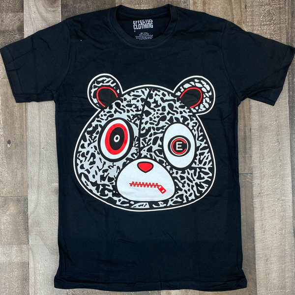 Effectus Clothing- e cement bear ss tee