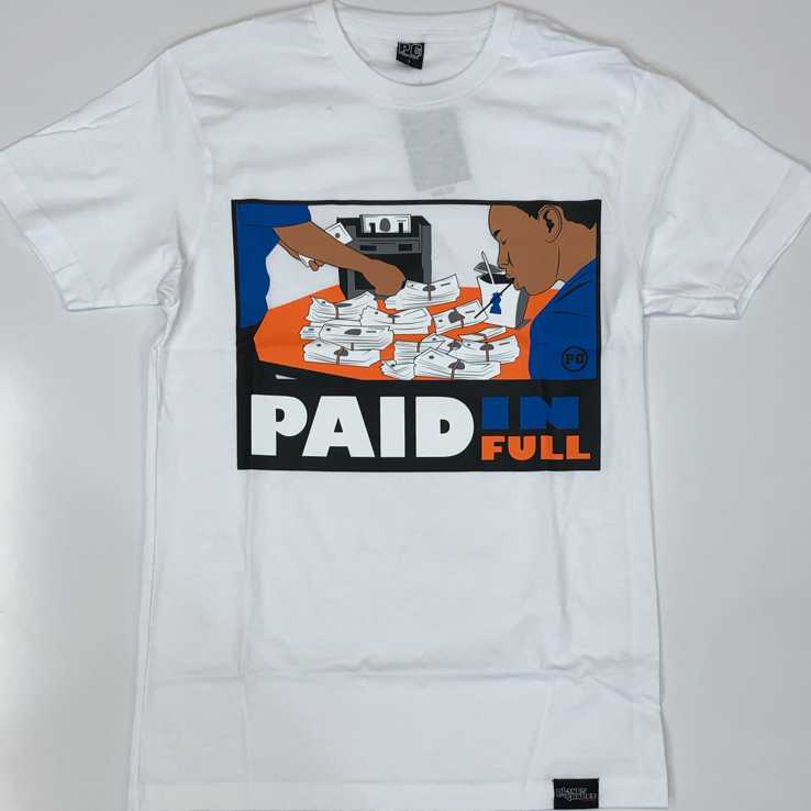 Planet of the grapes- paid full ss tee