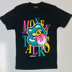 Outrank- drip money talks ss tee