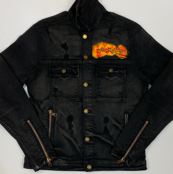 Rockstar- axel jacket (black)