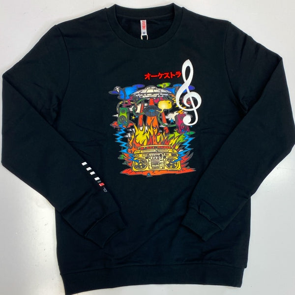 Fifth Loop- orchestra sweatshirt