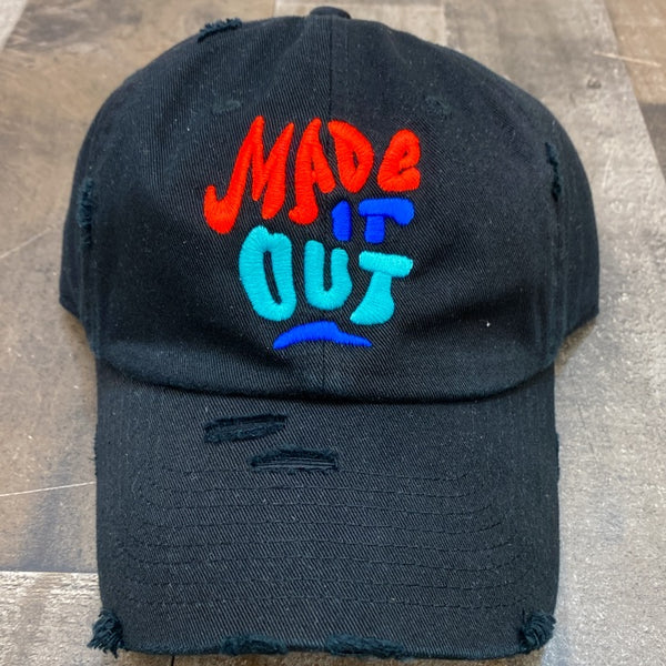 Outrank- made it out dad hats