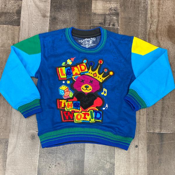 Elite- lead the world sweatshirt (kids)