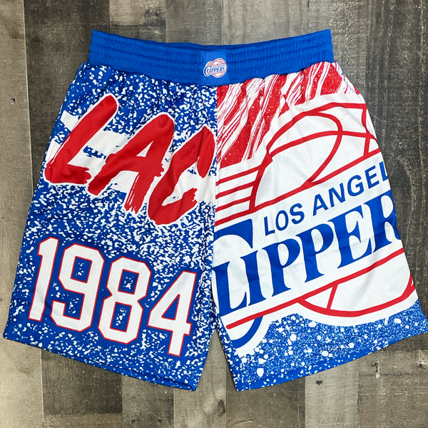 Mitchell & Ness- la clippers shorts