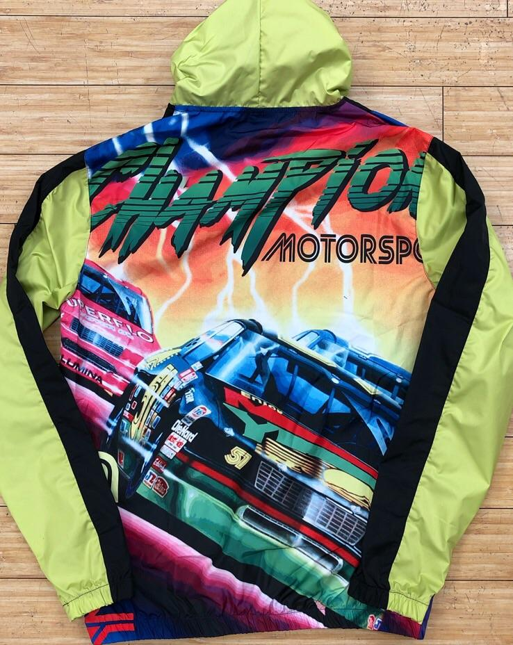 FTW- speed champion windbreaker