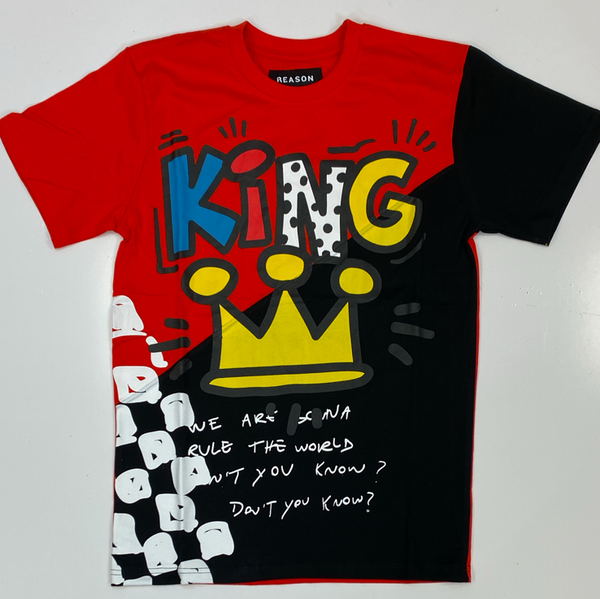 Reason- king of the city ss tee