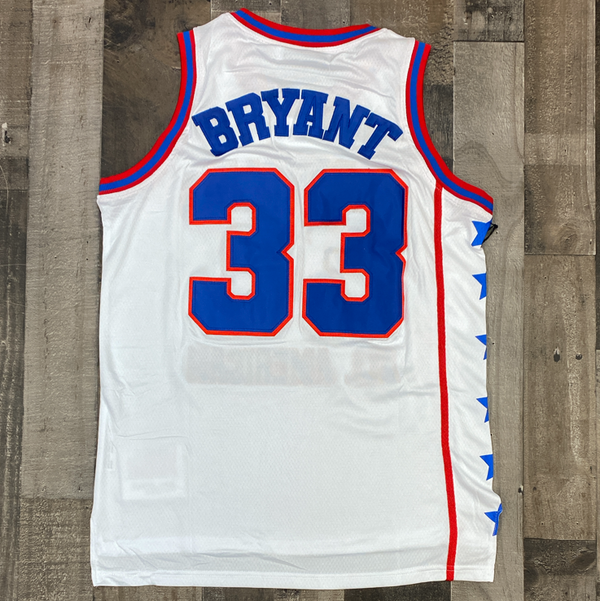 Headgear Classics- Kobe HS white all American jersey