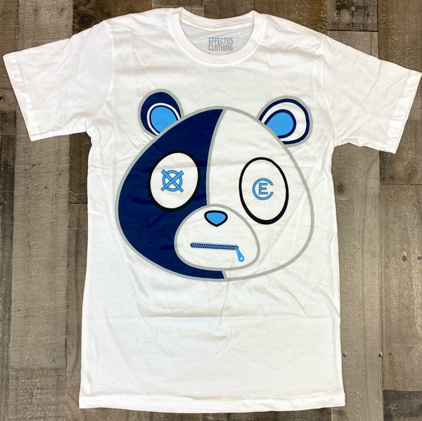 Effectus Clothing- e bear ss tee (stone blue)