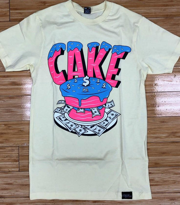 Planet of the grapes- cake ss tee