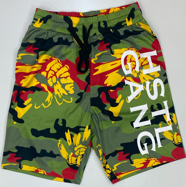 Hustle gang- eritria shorts