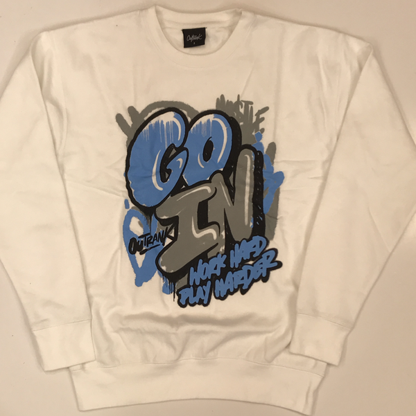 Outrank- go in sweatshirt