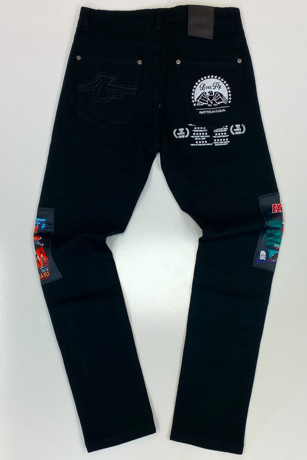 Born fly- Freddie denim jeans
