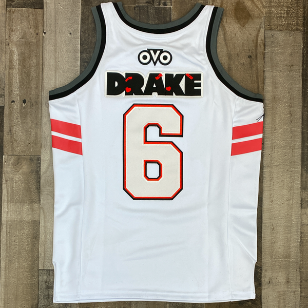 Headgear Classics- Drake ovo so far gone basketball jersey