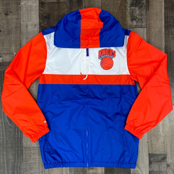 Mitchell & Ness- Knicks windbreaker