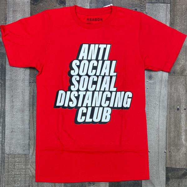Reason- assdc ss tee (red)