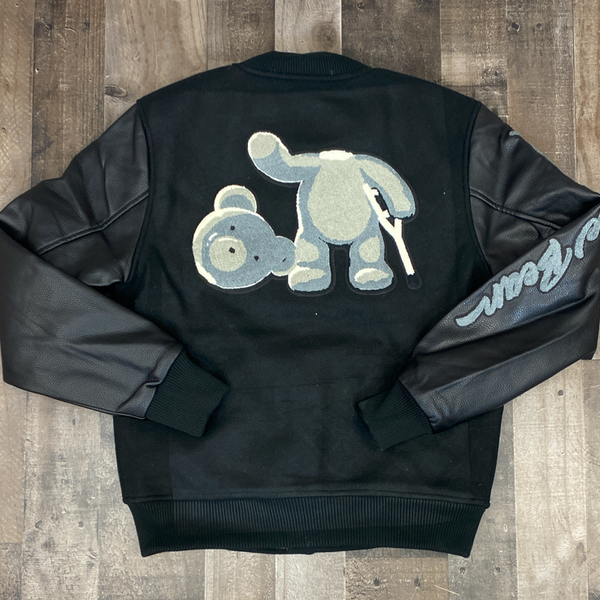 Roku studio- kill the bear jacket (black)