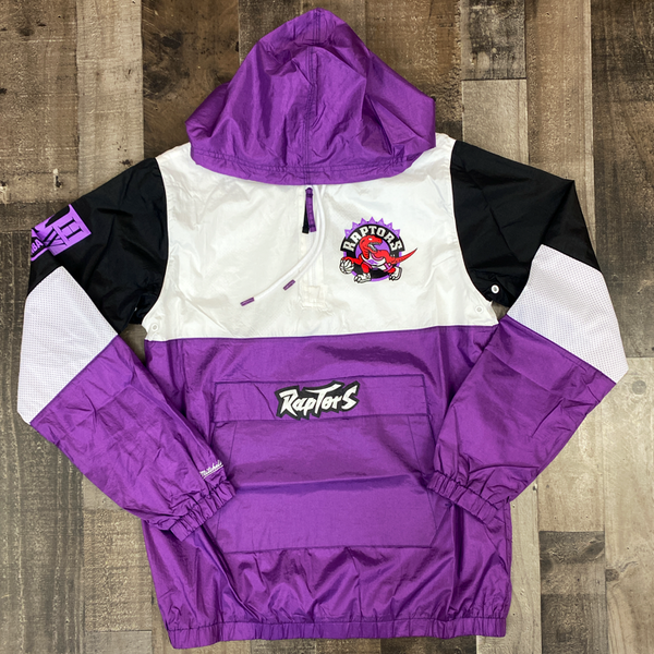 Mitchell & Ness- Raptors windbreaker
