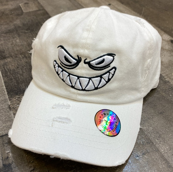 Muka- Mean face dad hat