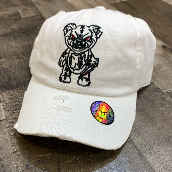 Muka- killer bear dad hat
