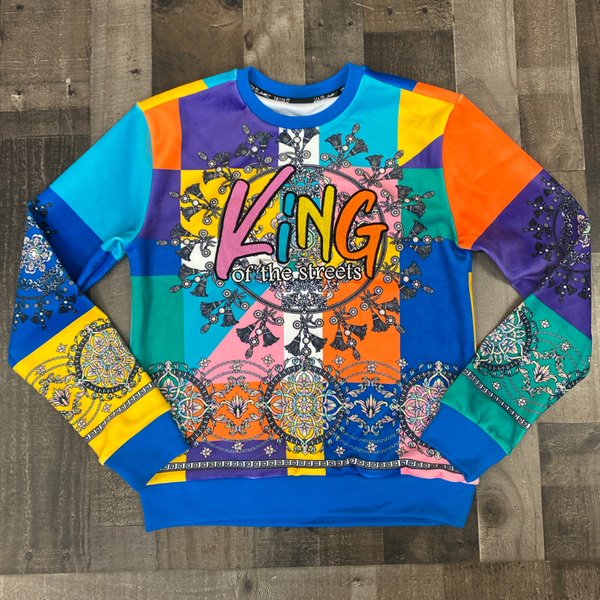 Switch- king of the streets sweat shirt