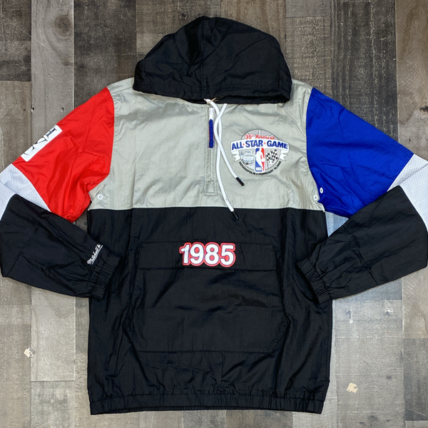 Mitchell & Ness- nba all star surprise win windbreaker