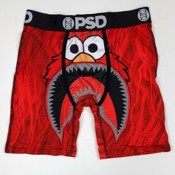 PSD- Elmo puppet warface boxers