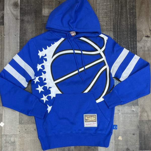 Mitchell & Ness- nba substantial fleece hoodie Orlando Magic