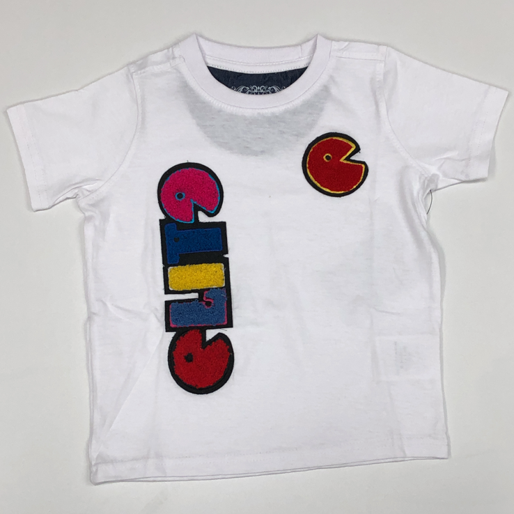 Elite- elite chenille patch ss tee (kids)