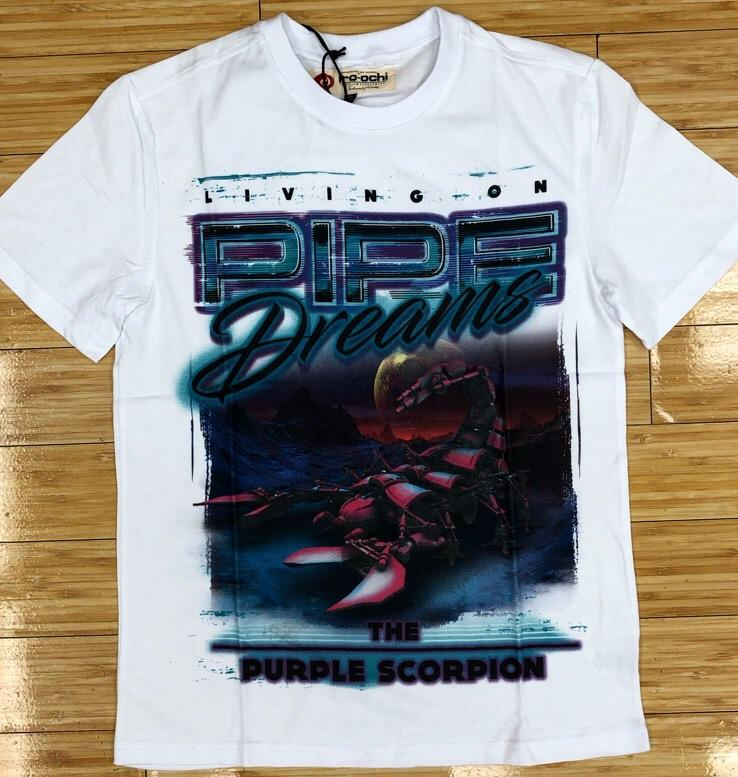 Iroochi- piped dreams ss tee