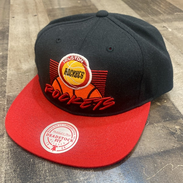 Mitchell & Ness- Houston Rockets SnapBack