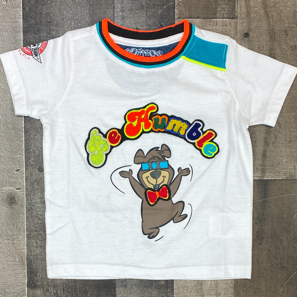 Elite- be humble ss tee (kids)