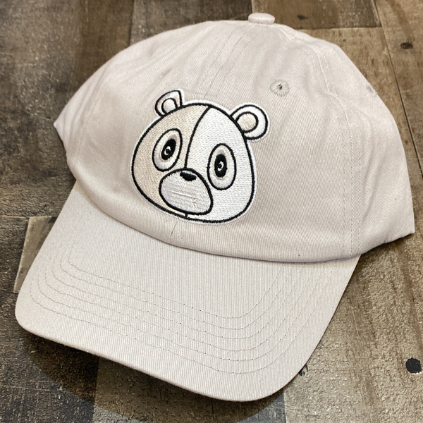 Effectus Clothing- bear hat (cool grey)