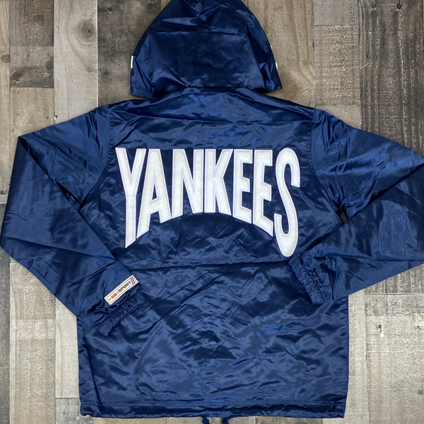 SD Sport- Yankees coaches jacket