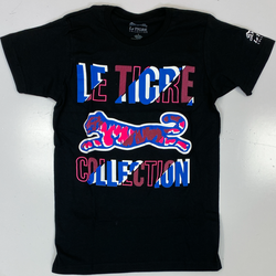 Le Tigre- griffin ss tee