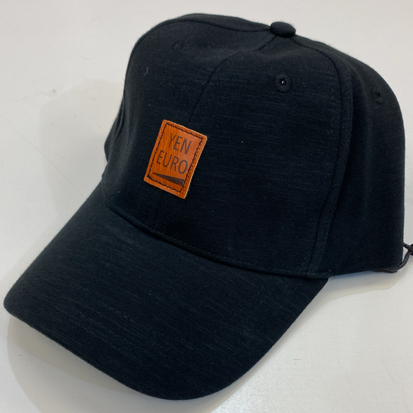 YEN EURO- YE patch dad hat