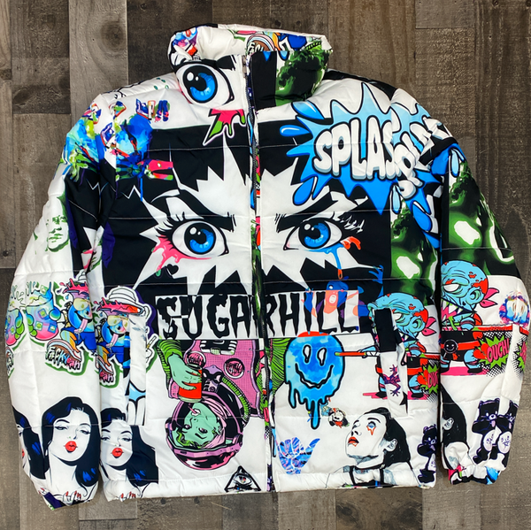 Sugar hill- psycho puffer ( blizzard )