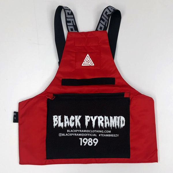 Black pyramid- bp vests