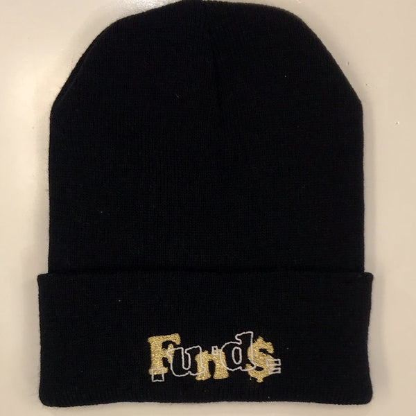 Outrank- funds beanie
