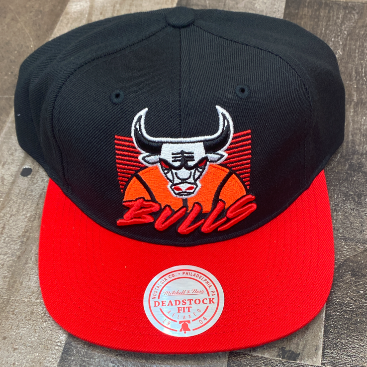 Mitchell & Ness- nba retro stack deadstock snapback