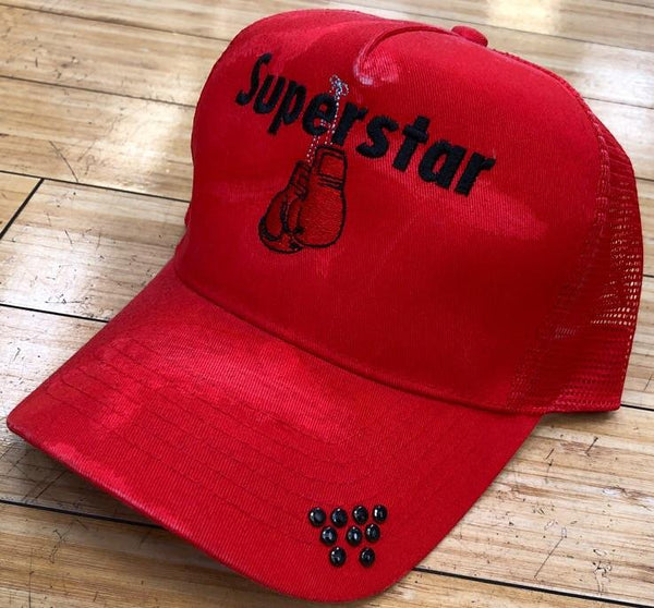 Rawyalty-superstar hat