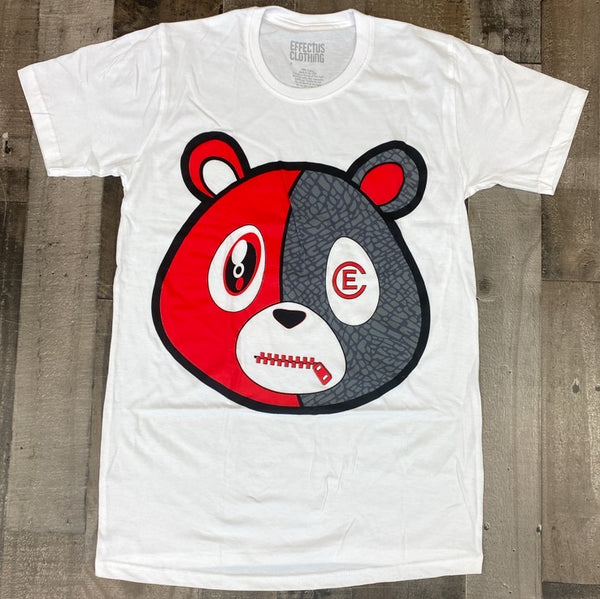 Effectus Clothing- e bear ss tee (denim)