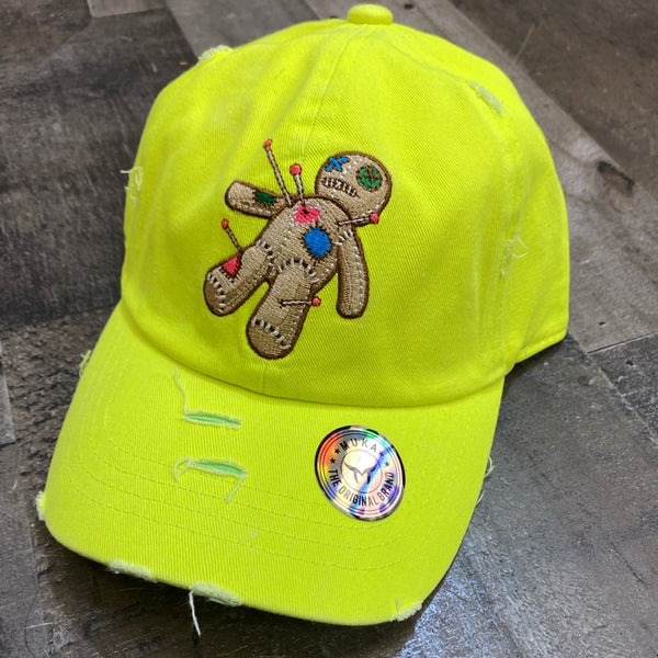 Muka- voodoo doll dad hat