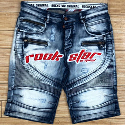 Rockstar-dominik dark shorts