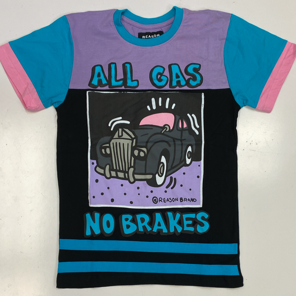 Reason- all gas ss tee