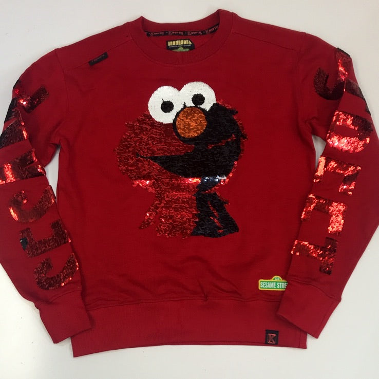 deKryptic- sesame street sweatshirt