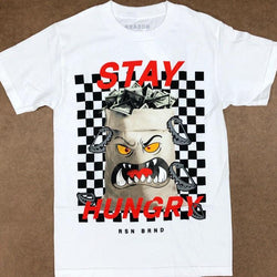 Reason- stay hungry ss tee
