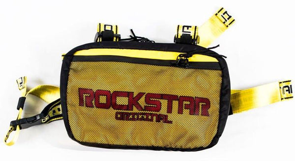 Rockstar- Jabez chestpack (yellow)